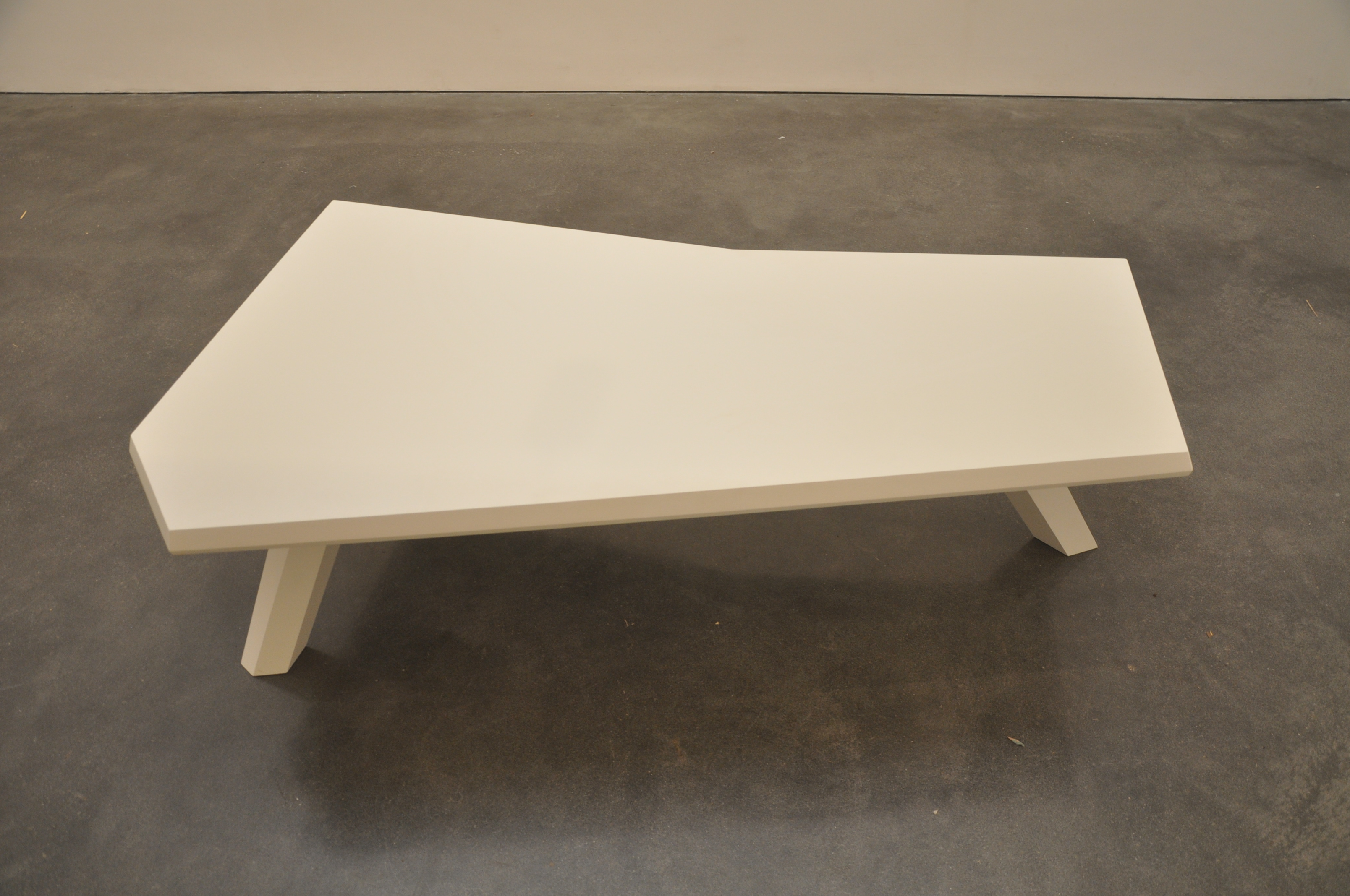 Knotz Coffee Table-White